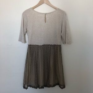 Anthropologie Dresses - Anthropologie Lili's Closet Agnes Dot Chemise